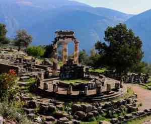 Delfi - Athena Pronaia