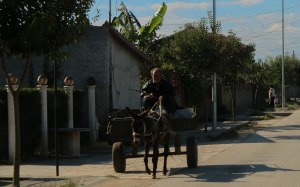albanische Strassen