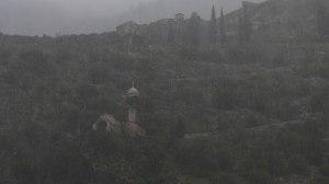 Kotor bei Regen
