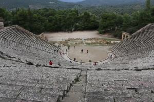 Theater von Epidavros