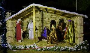 Alexandroupolis - Weihnachtsstimmung