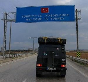 Türkei !