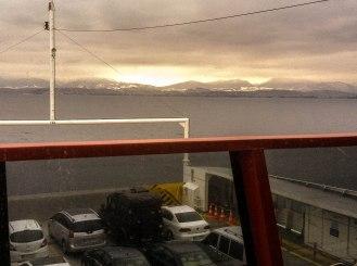 Überfahrt von Istanbul Yenikapi nach Yalova