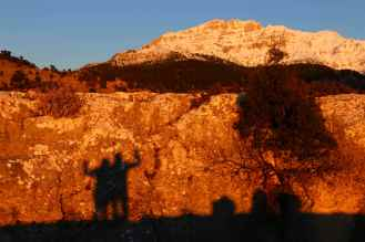 Selge - heute Altinkaya, goldener Fels