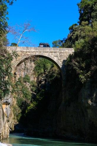 Kanyon Köprülü
