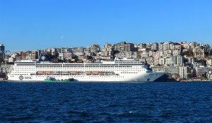 MSC Sinfonia - beliebter Kreuzfahrthafen