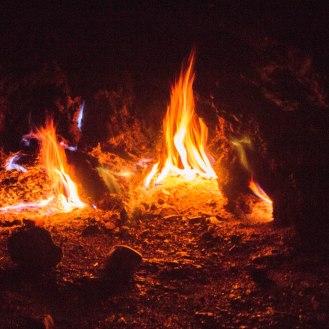Ewige Feuer von Chimaera