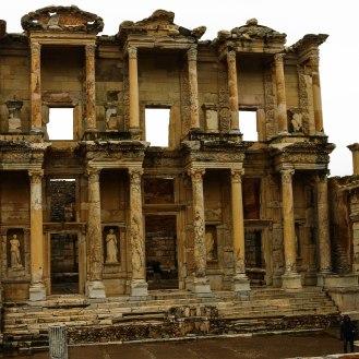 Ephesus Celsus Bibliothek
