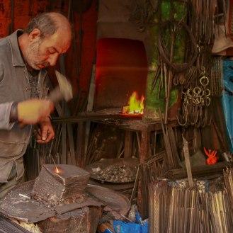 Schmied in Gaziantep