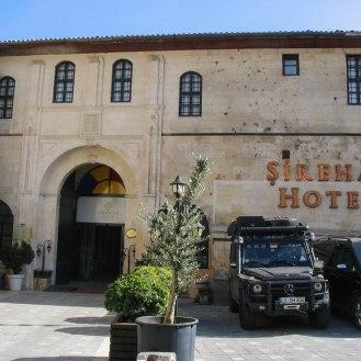 unsere Unterkunft in Gaziantep