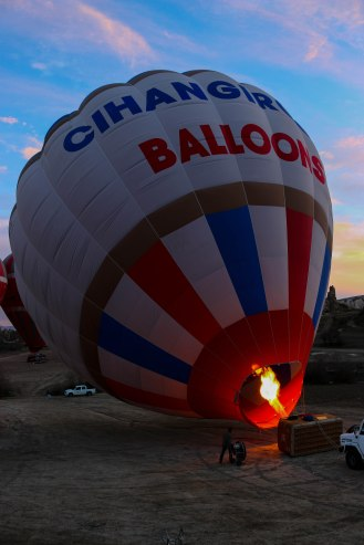 unser Ballon