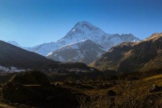 Berg Kazbeg 5.033 m