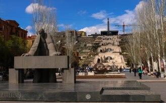 Kaskade in Yerevan