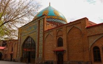 blaue Moschee in Yerevan