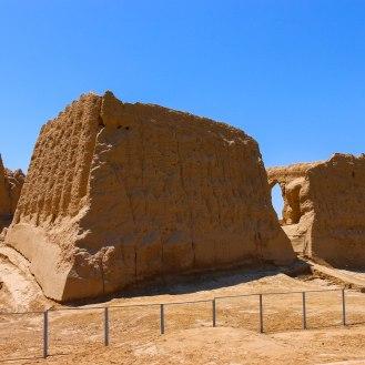 Merv - Fort Kyz Kala