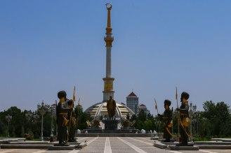 in Ashgabat