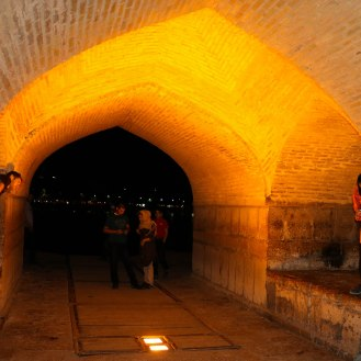 Geheimnisse der Khaju Brücke - geniale Schallübertragung
