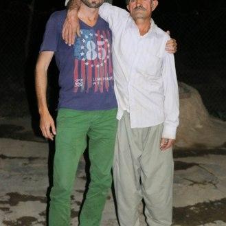 mit Abdulla aus Afghanistan
