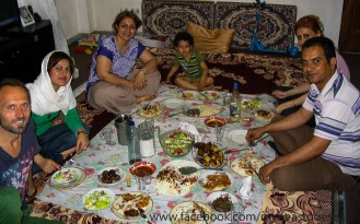 Rasht bei Hossein