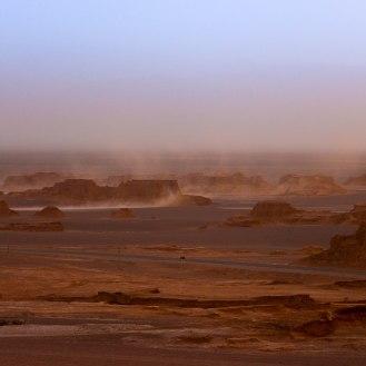 Wüste Lut Kaluts