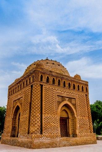 Ismail Samani Mausoleum