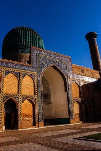 Timur Mausoleum Samarkand