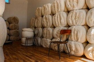 usbekische Baumwolle