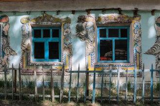 Haus im Wakhan Valley