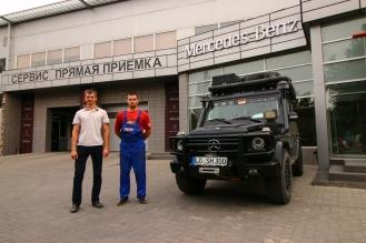 Asiamotors Bischkek