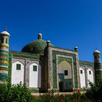 Apak Hoja Tomb Kashgar