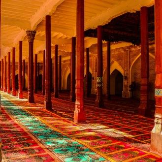 Apak Khoja Mausoleum Kashgar