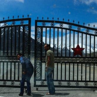 Tor nach Pakistan - auf dem Khunjerab Pass 4.733 m