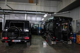 bei Asiamotors Bischkek