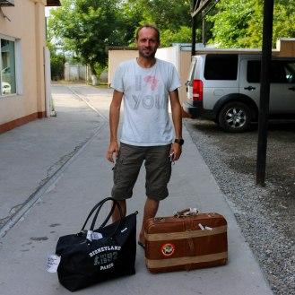4-tägige Gepäckverspätung