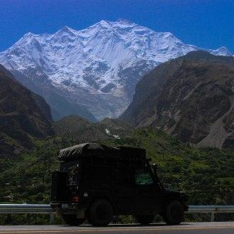 Das Beast und der Rakaposhi 7.788 m