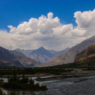 Ausflug in das Gilgit Valley
