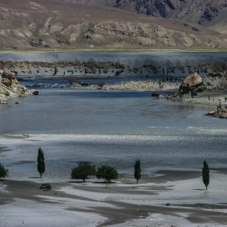 Ausflug in das Shigar Valley