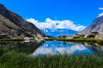 Jarbaso - The Blind Lake - Shigar