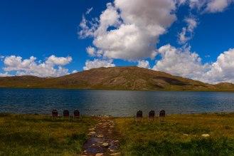 Sheosar Lake in Deosai
