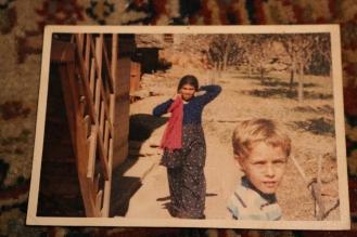 Bhoprams Frau Rami und Marcel