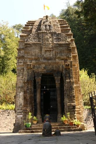 Tempel in Haripur