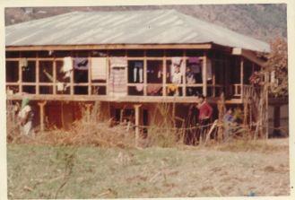 Bhoprams Haus früher