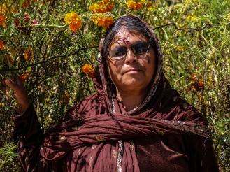 Bhoprams Frau Rami
