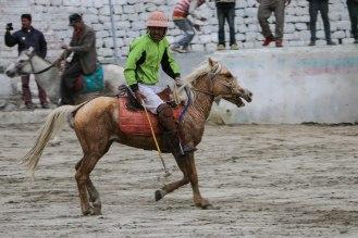 Polospiel in Leh