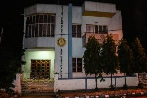 eigenes Haus der Rotary Clubs Saltlake in Kalkutta