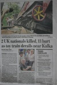 Hindustan Times vom 13.09.2015