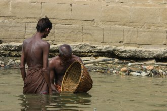 Goldrausch am Ganges