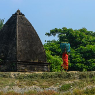 Dorfleben in den Sundarbans