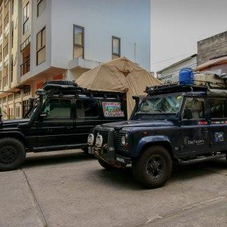 Wiedersehen mit den Daytrippers aus Brasilien