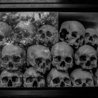 Choeung Ek Völkermord-Gedenkzentrum